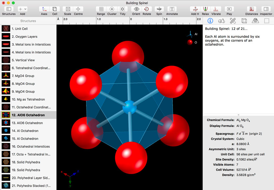 CrystalMaker: Overview