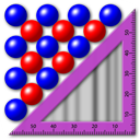 CrystalDiffract application icon