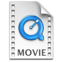 QuickTime movie icon